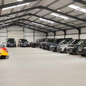 Car Storage Service Hampshire