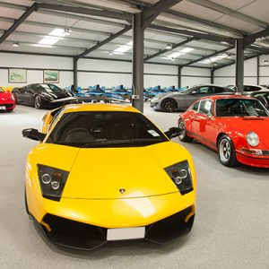 Car Storage, Hampshire